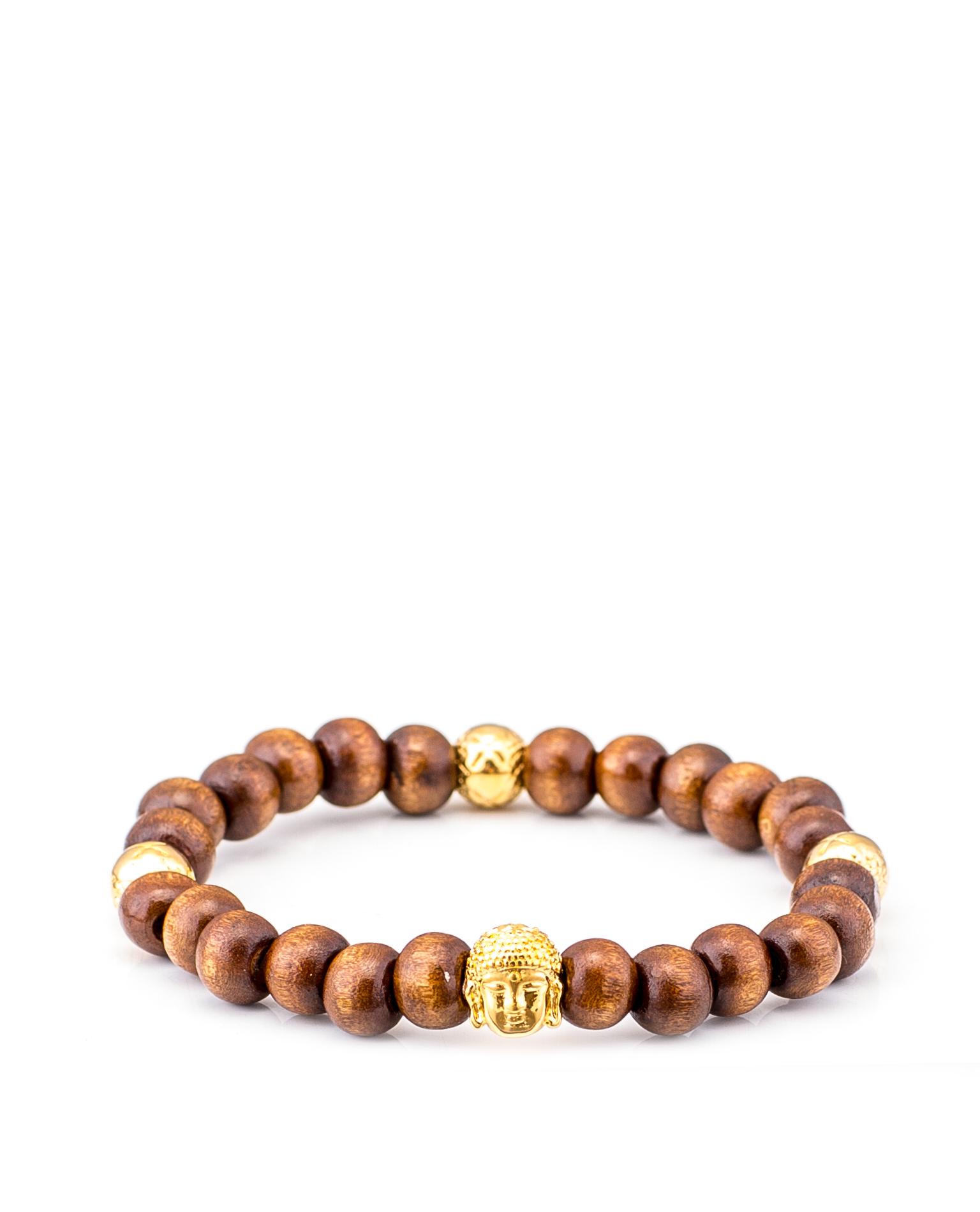 Gold Bracelet X Design Sweden