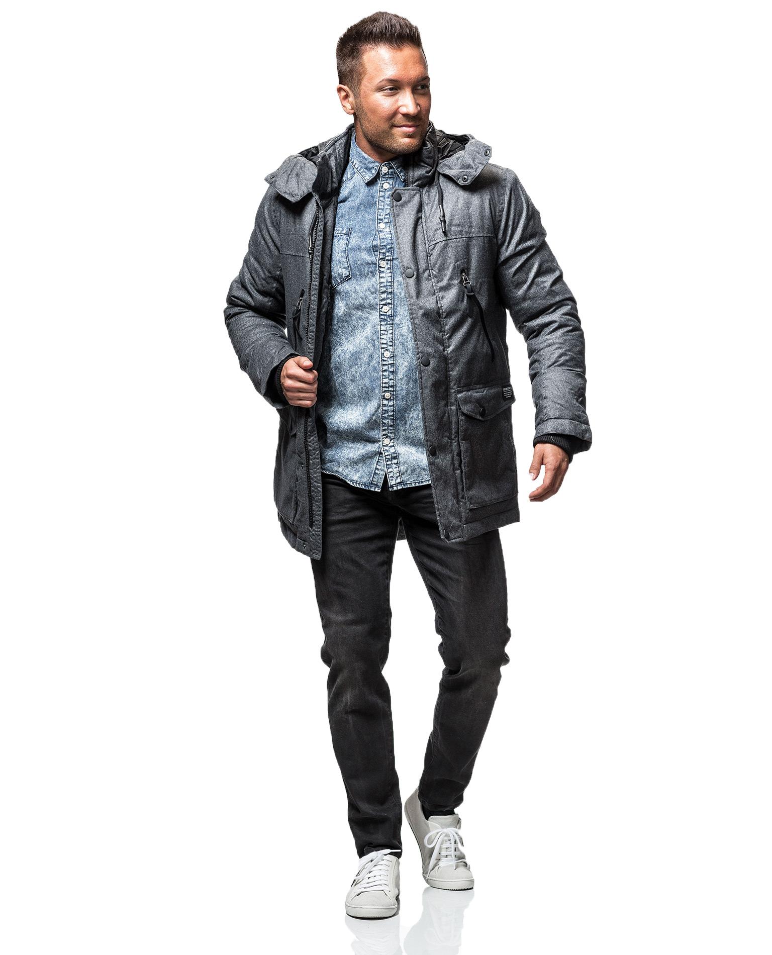 heritage parka tom tailor 4789 parka jackets. Black Bedroom Furniture Sets. Home Design Ideas